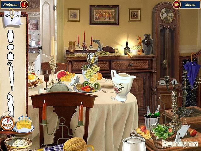 Кулинарные Тайны (2008) Мини-игры