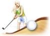 Мини гольф. Чемпионат