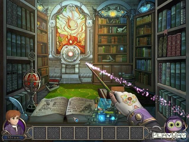 Скриншоты из игры Элементали. Волшебный ключ.