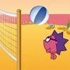 Волейбол со Смешариками