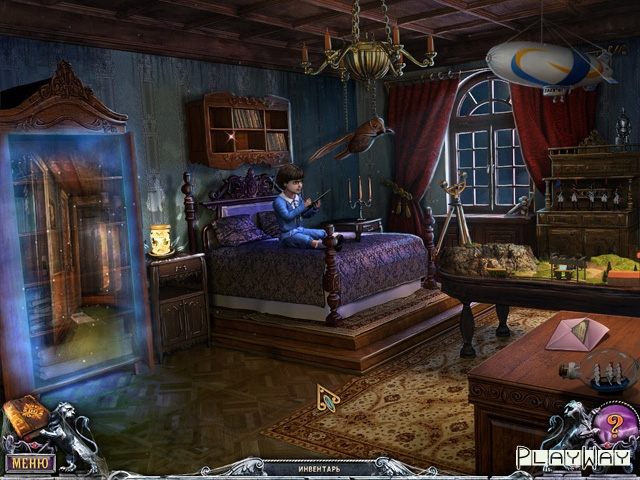 Ключ к игре дом 1000 дверей семейные тайны ключ.