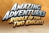 Amazing Adventures Riddle of the Two Knights от PopCap