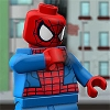 Новый Лего Человек Паук