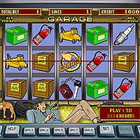 Игровой автомат Гараж (Garage) играть онлайн бесплатно